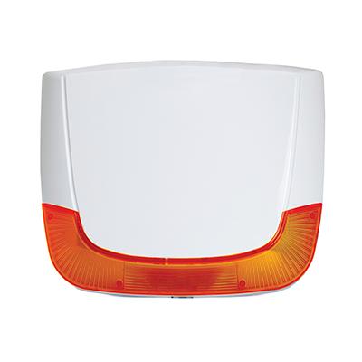 E.B.T.C. - Risco bidirectionele draadloze buitensirene oranje