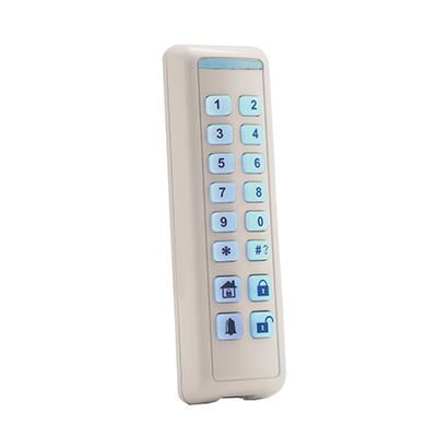 E.B.T.C. - Risco keypad met interne proximity lezer
