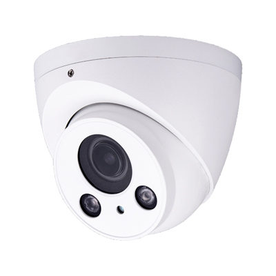 E.B.T.C. - IP dome camera motor zoom