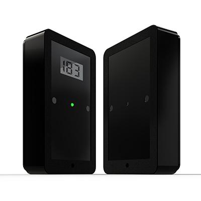 E.B.T.C. - Klantenteller display unidirectioneel