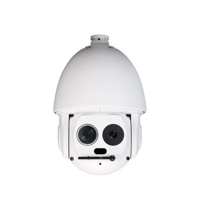 E.B.T.C. - Thermische speeddome camera Hybrid met openingshoek van 25 graden