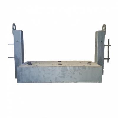 Mobiele betonvoet BT slagboom