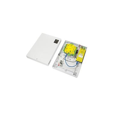 Net2 plus 1 deur deurcontroller - PoE+, kunststof behuizing