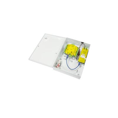 Net2 plus 1 deur deurcontroller - PoE+, metalen behuizing