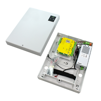 Net2 nano 1 deur deurcontroller - 12V 2A voeding, kunststof behuizing