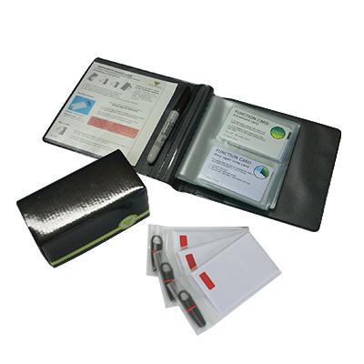 Paxton proximity tagpakket 10 kaarten - rood