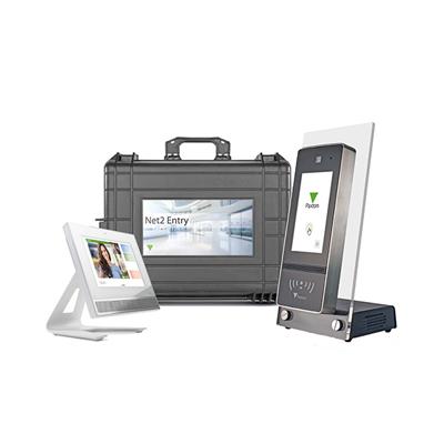 Paxton Net2 Entry Touch paneel demokoffer met premium monitor