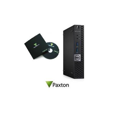 Paxton Net2 Lite Database server